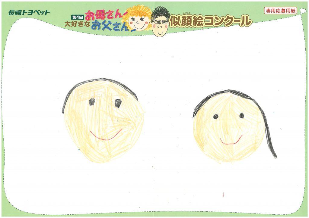 A.Mくん(6才)の作品