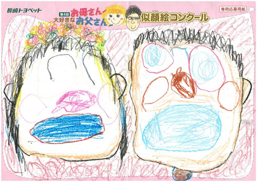 Y.Tくん(4才)の作品