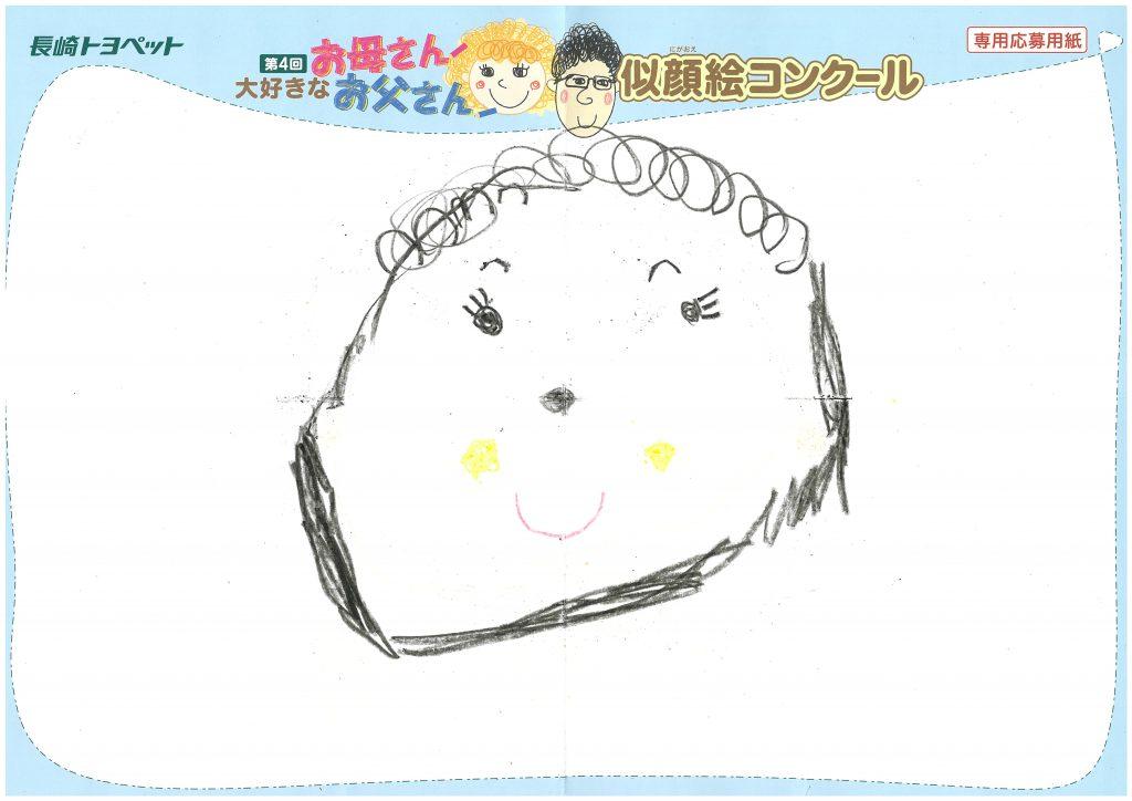 K.Hちゃん(4才)の作品