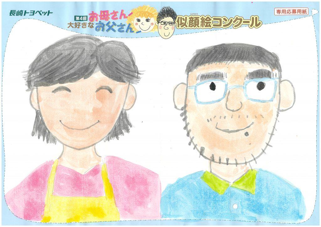 S.Yくん(9才)の作品