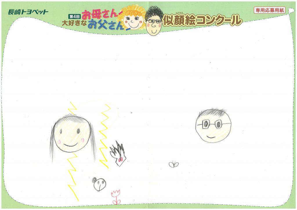 K.Hくん(9才)の作品