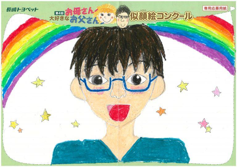 N.Nちゃん(11才)の作品
