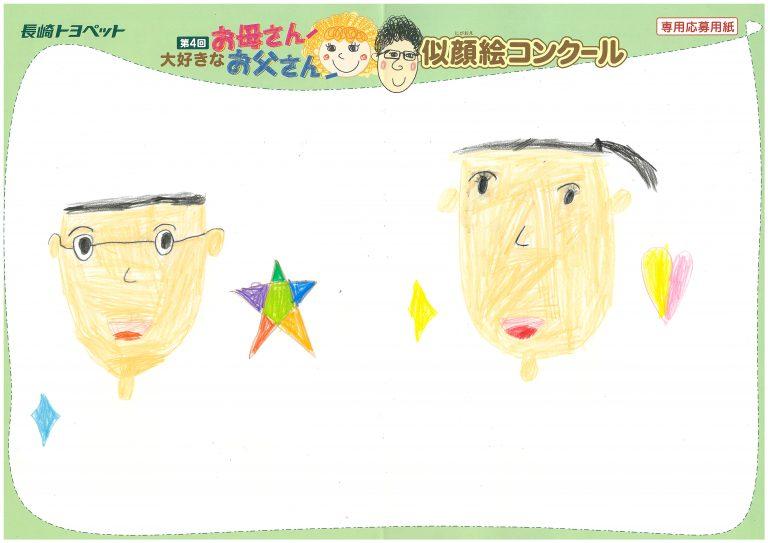 H.Nくん(7才)の作品