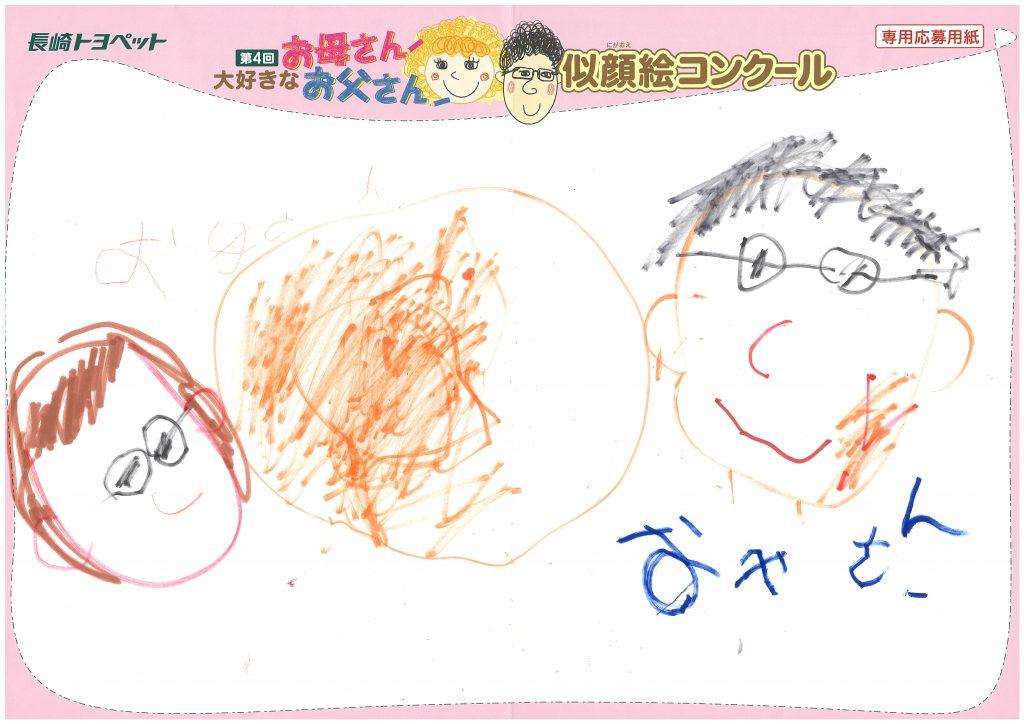 Z.Yくん(5才)の作品