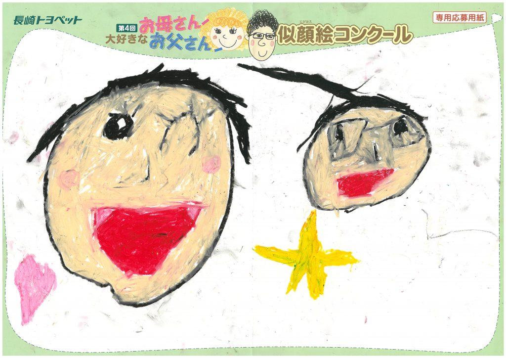 A.Yくん(5才)の作品