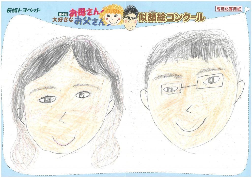 H.Nくん(8才)の作品