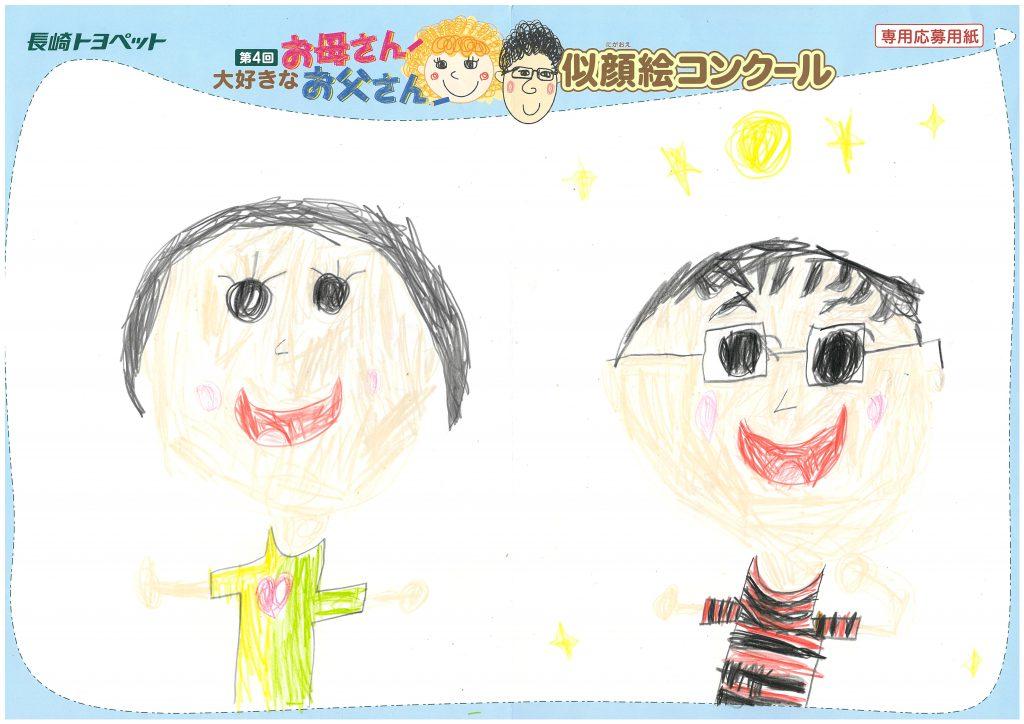 T.Nくん(8才)の作品