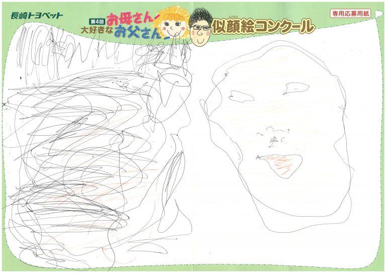 G.Tくん(4才)の作品