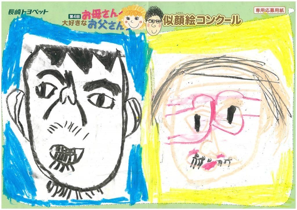 Y.Yくん(8才)の作品