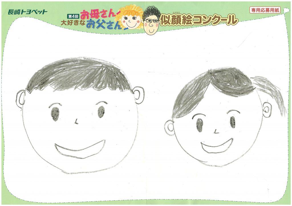 T.Yくん(7才)の作品