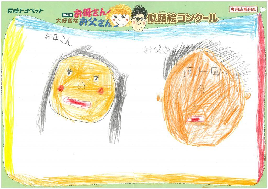 M.Sくん(8才)の作品