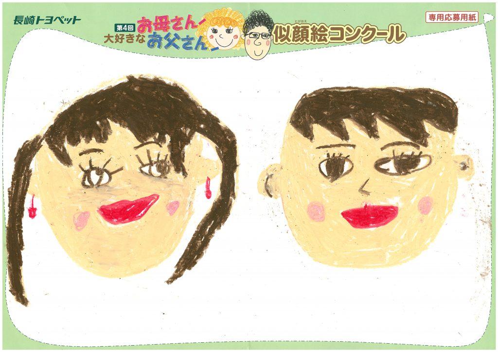 H.Uくん(8才)の作品