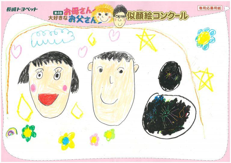 H.Iくん(7才)の作品