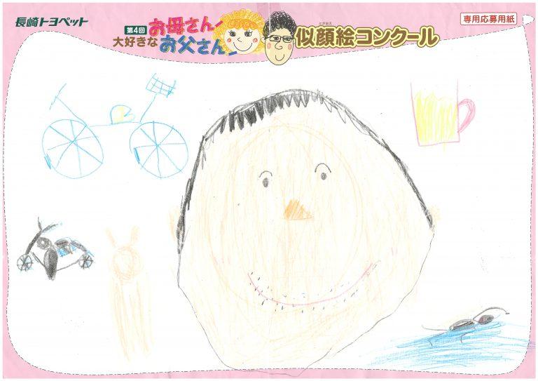 A.Tちゃん(6才)の作品