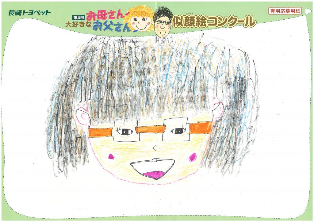 M.Hちゃん(9才)の作品