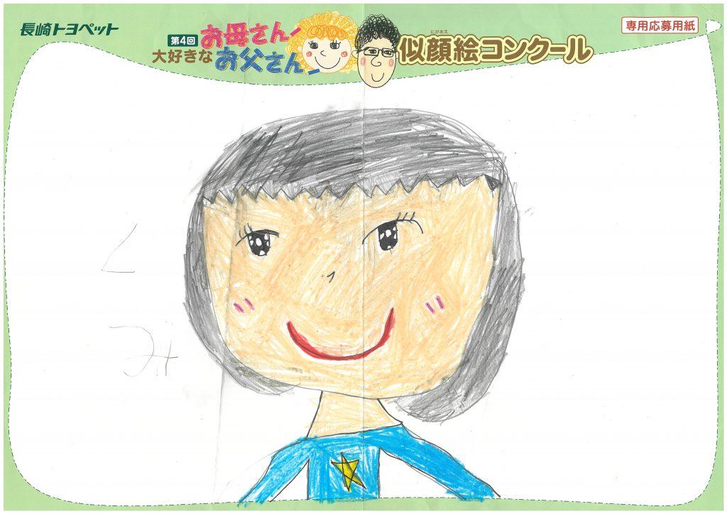 H.Nちゃん(6才)の作品