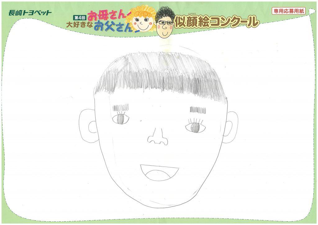 W.Eくん(10才)の作品