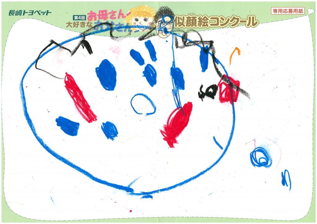 H.Sちゃん(2才)の作品