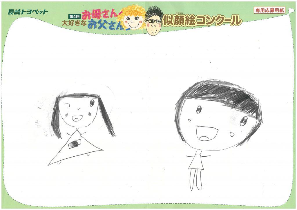 A.Hさん(6才)の作品
