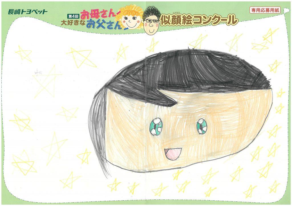 N.Nちゃん(7才)の作品