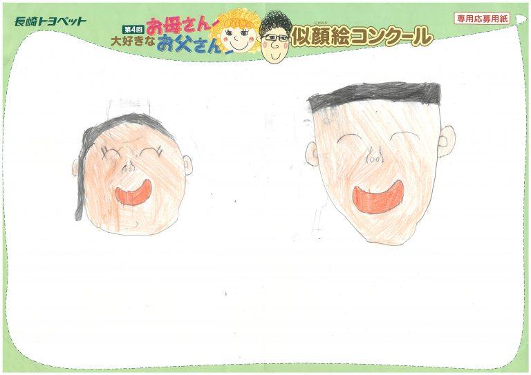 S.Mくん(8才)の作品