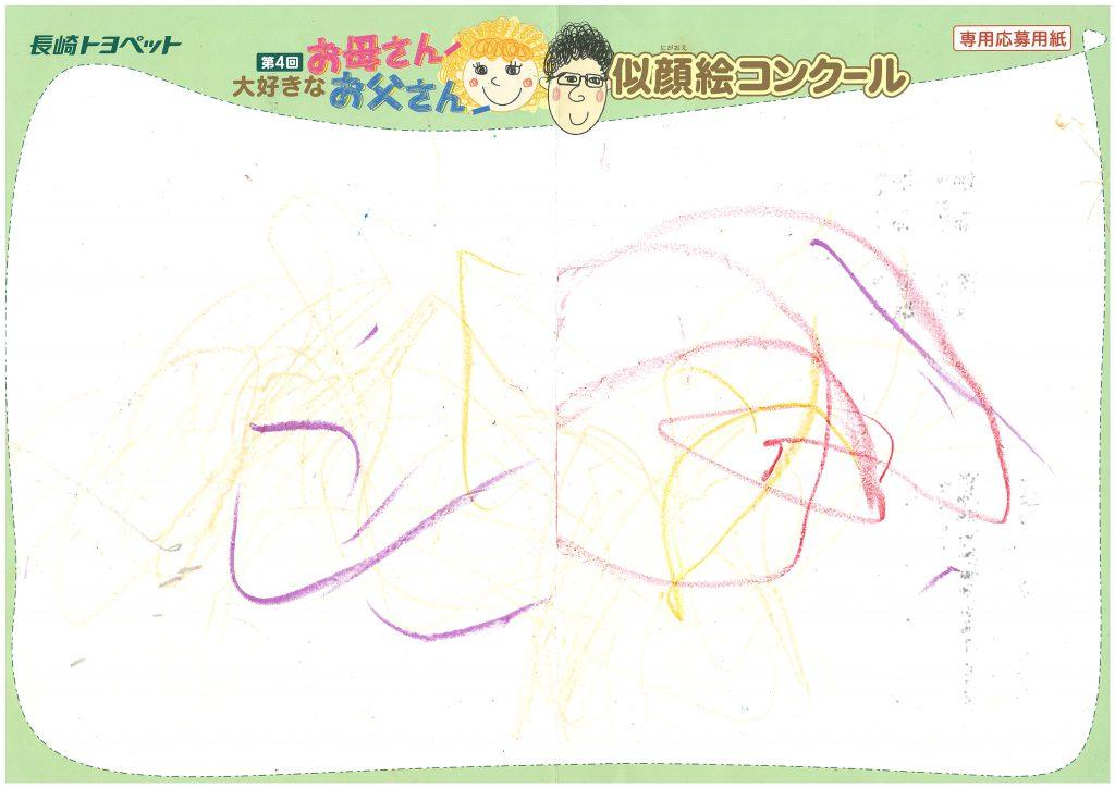 K.Mちゃん(1才)の作品