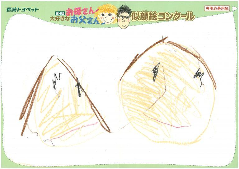 K.Mくん(2才)の作品