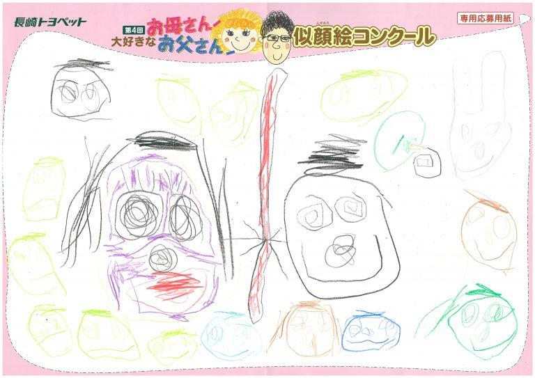 Y.Yくん(4才)の作品