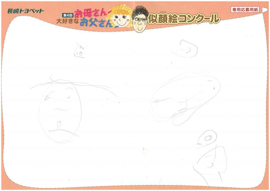 Y.Mちゃん(2才)の作品