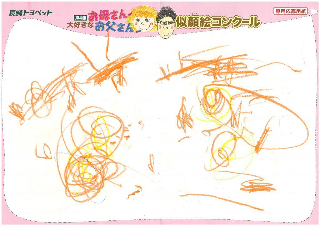 W.Nちゃん(1才)の作品