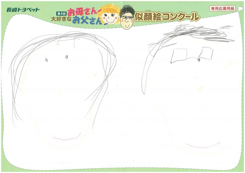 S.Sくん(4才)の作品