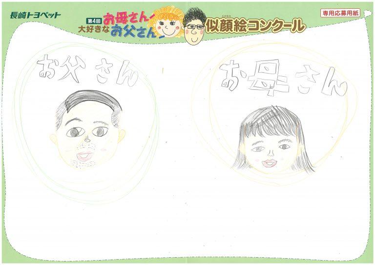 A.Yちゃん(10才)の作品