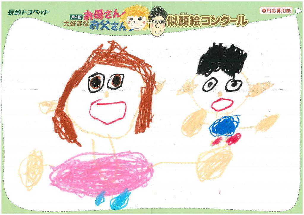R.Yくん(9才)の作品