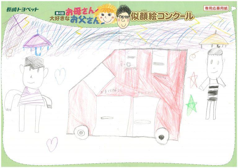 Y.Nくん(8才)の作品