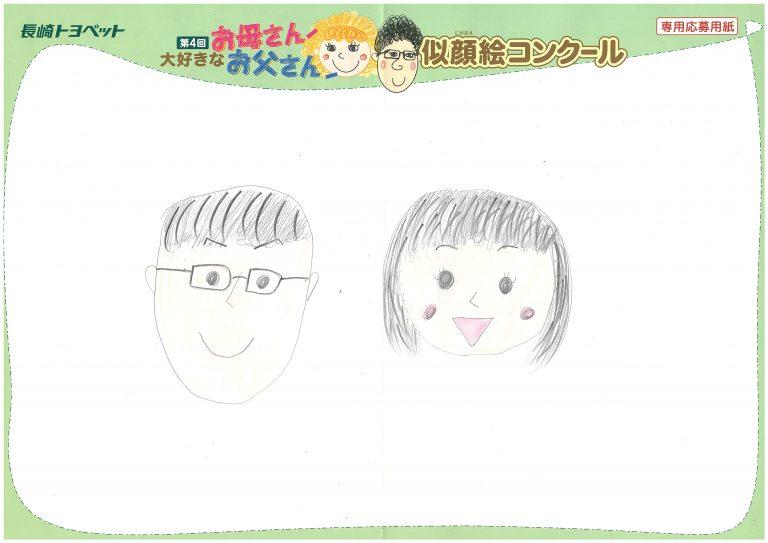 W.Sちゃん(10才)の作品