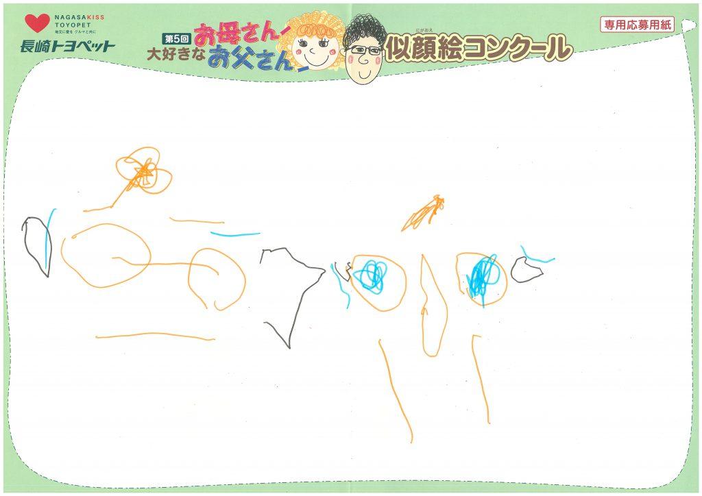 N.Mくん(3才)の作品