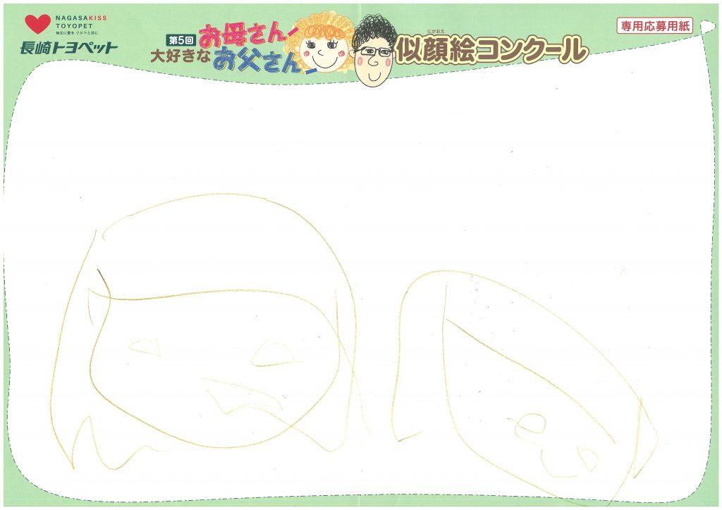 R.Hくん(1才)の作品