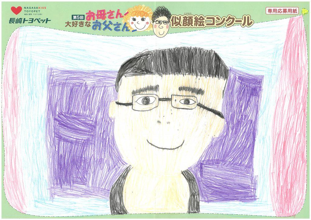 R.Tちゃん(8才)の作品