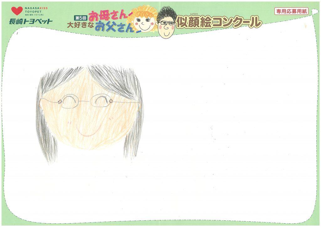 A.Tちゃん(9才)の作品