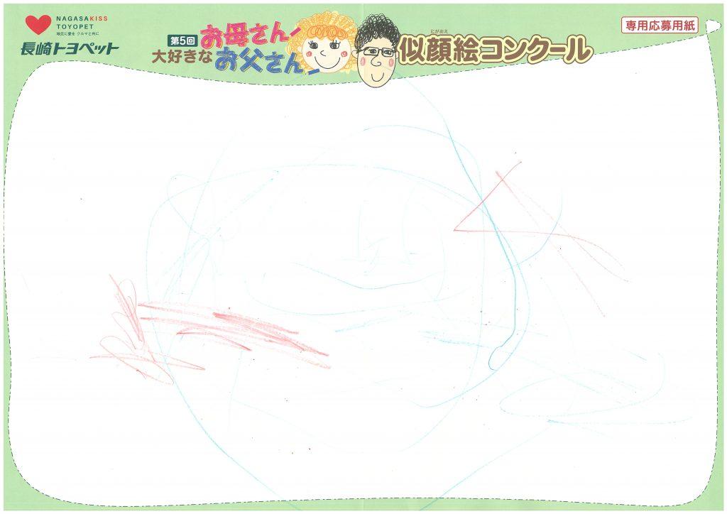 A.Mちゃん(2才)の作品