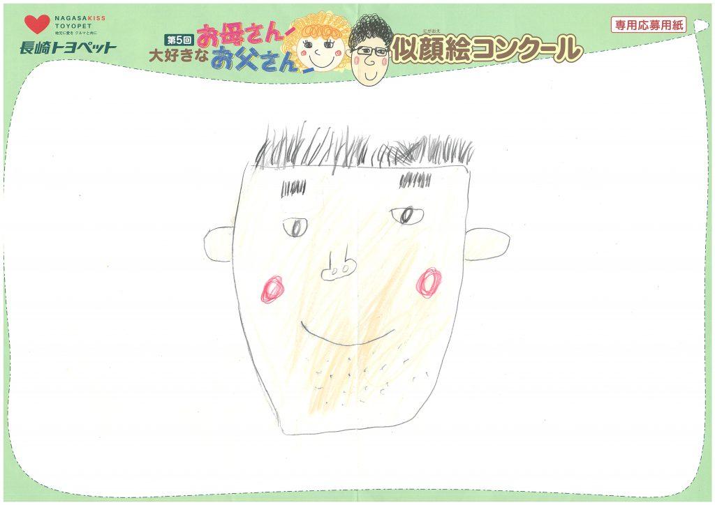 H.Hくん(9才)の作品