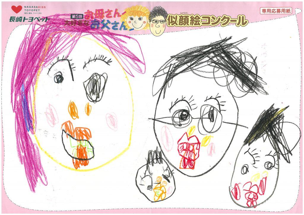 S.Mくん(5才)の作品