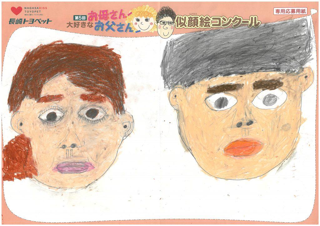 S.Sくん(8才)の作品