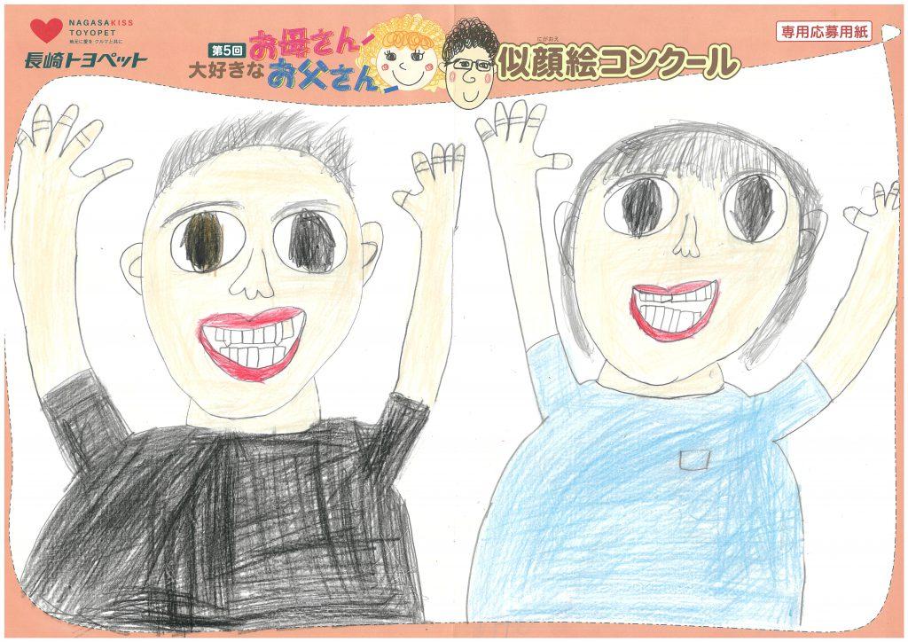 S.Mくん(9才)の作品
