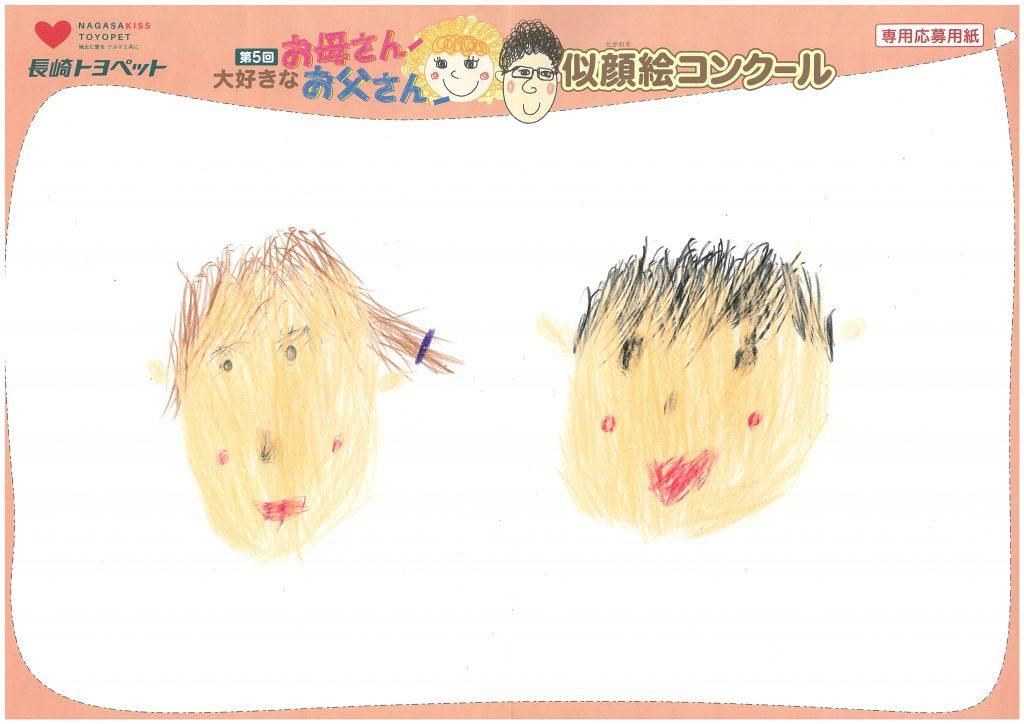 H.Mくん(7才)の作品