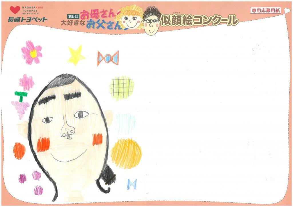 A.Sちゃん(8才)の作品