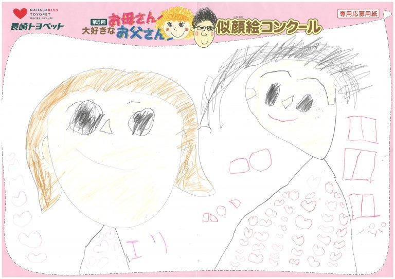 R.Mくん(4才)の作品