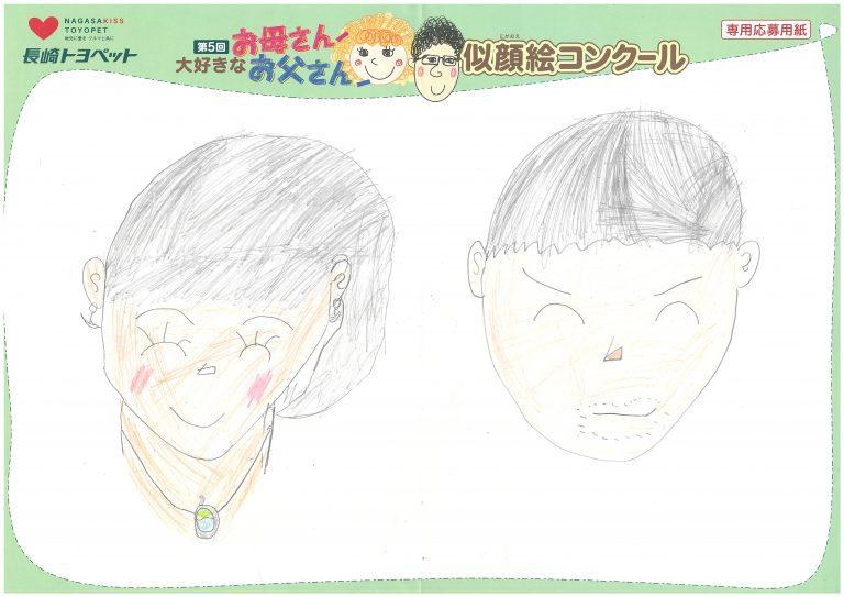 E.Eくん(10才)の作品