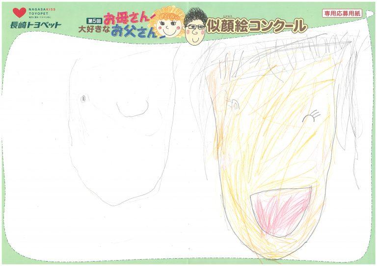 M.Eちゃん(4才)の作品