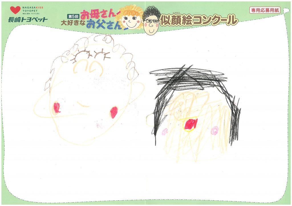 S.Iくん(7才)の作品